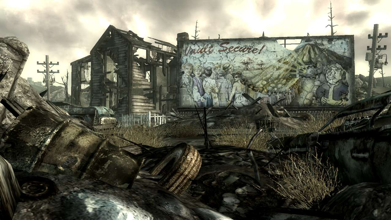 Fallout 3 Screenshot - 4